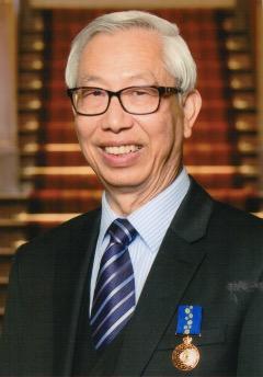 David H Lung OAM, J.P.